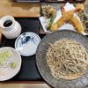 手打ちそば 小松屋 - 料理写真:海老天蕎麦
