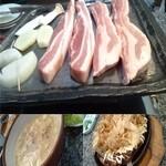 15129289 - サムギョプサル・コムタンスープ・たこ焼きチヂミ