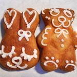 ラ・テイエ - クマのフィナンシェ&ウサギのフィナンシェ