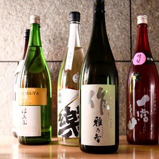 東海三県の地酒