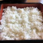 茅木家 - ご飯