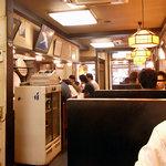 澤乃井 - 店内