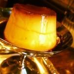 モトマチ喫茶 - プリン