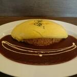 キッチン リヅキ - 料理写真:デミグラスオムライス