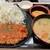 松乃家 - 料理写真:「チーズトマトささみかつ定食+コロッケ1個(豚汁セット)」780円也。税込。