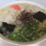 住徳食堂 - 料理写真:ラーメン