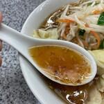 Kiraku - スープ