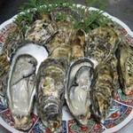 南風荘 - 冬には牛窓特産の牡蠣も食べられます!!