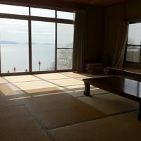 南風荘-海の見えるお部屋もあります