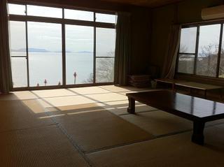 南風荘 - 海の見えるお部屋もあります