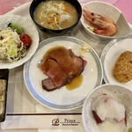 万座プリンスホテル - 料理写真: