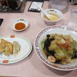餃子の王将 - 餃子/中華飯