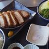 福ふく亭 - 料理写真:豪華な盆上の定食!