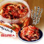 ラーメン むてっぽう - シャキシャキの白菜本場韓国産ならではのほどよい酸味と甘みがたまらない。