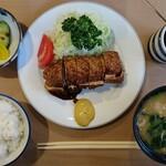 とんかつ とんき - 料理写真:ひれかつ定食