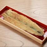 うなぎの中庄 - 料理写真:白焼き(一尾)