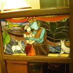 ケララ - ステンドグラスの扉