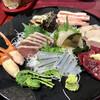 あさひ - 料理写真:刺身盛り合わせ