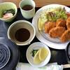 ドライブイン藤波 - 料理写真:ヒレカツ定食