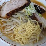 ra-mensemmontsuruya - 味噌野菜チャーシューメン