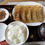 中野坂上 大竹餃子 -