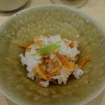 Kawada - 桜海老ご飯