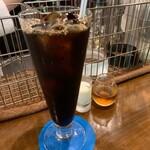 蔦珈琲店 - アイスコーヒー