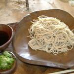 一眞坊 - 裁ち切り蕎麦