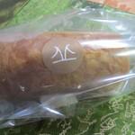 風の邱 焼きたてパン工房 - プレーンクロワッサン(ハーフ) 450円