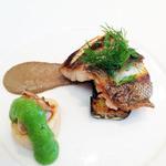 ヴィラージュ・アキヨシ - メインのお魚料理