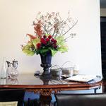 ヴィラージュ・アキヨシ - 生花が飾ってありました