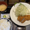 とんかつ KATSU 華 - 料理写真:ヒレカツ