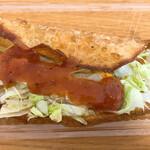 ジャンバルターコー - 料理写真:
