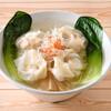 直久 - 料理写真:海老塩わんたん麺