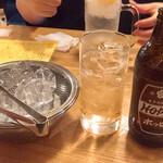 大衆酒場 BEETLE - ホッピー白セット540円