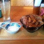 オホーツク美幌食堂 - 炭焼き豚丼得盛ランチ
