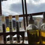 ゴハンヤ イタル - 塩とオイル