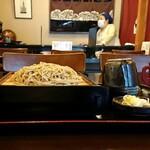 そば処 にはち - 料理写真:もりそば ¥550