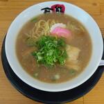 麺家 口熊野食堂 - 口熊野(くちくまの)らーめん