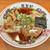 龍聖軒 - 料理写真:「醤油ワンタン麺」小¥880
