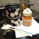 フェアリーケーキ フェア - ケーキセット(モーニング)630円