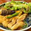 玉川 - 料理写真:絶品、豚ロース和風ステーキ