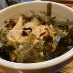 中央食堂・さんぼう - 山椒のアクセントが良いです(^^)