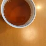 中央食堂・さんぼう - お茶