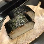 151379263 - 焼きサバ寿司 250円