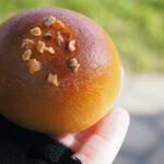 コッコパン - ピーナッツクリームのパン