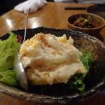 15138905 - 男のポテトサラダ