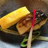 レストラン シャングリ・ラ - 料理写真:焼き鯖&イリコだし巻き玉子