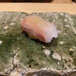鮨 いし黒 - 石鯛
