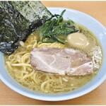 極楽汁麺 らすた - 料理写真:ラーメン+味玉 650+100円